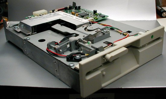 Picture of: 1.2mb floppy disk drive 5 1/4 - 5.25  and tech talk, comments, help & reviews.