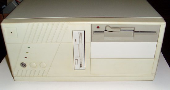 Picture of: rare 286 dos at clone pc 80286 16-bit isa gaming computer and tech talk, comments, help & reviews.