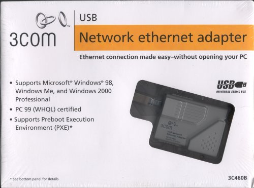 Picture of: 3com usb network ethernet adapter / usb 2 ethernet 10/100 mbps and tech talk, comments, help & reviews.