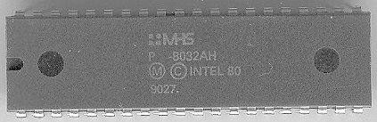 Picture of: intel 8032ah 8bit control oriented microcontroller ic / mcs 51 and tech talk, comments, help & reviews.