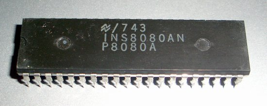 Picture of: ins8080an 8080 cpu processor national rare p8080a and tech talk, comments, help & reviews.