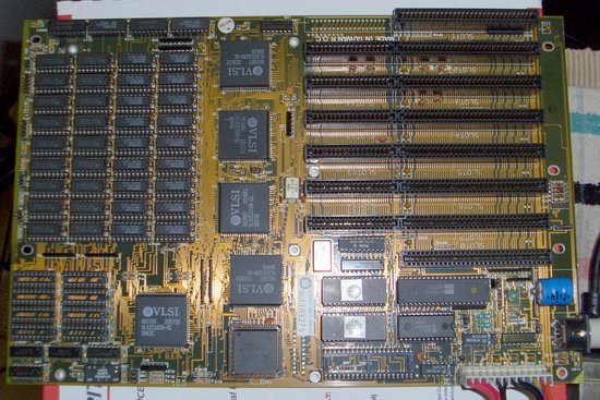 Picture of: vintage dtk 80286 pc motherboard 8,16-bit isa 1mb ram 286 at and tech talk, comments, help & reviews.