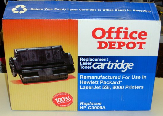 Picture of: hp compatible toner laserjet 5si/8000 c3909a and tech talk, comments, help & reviews.