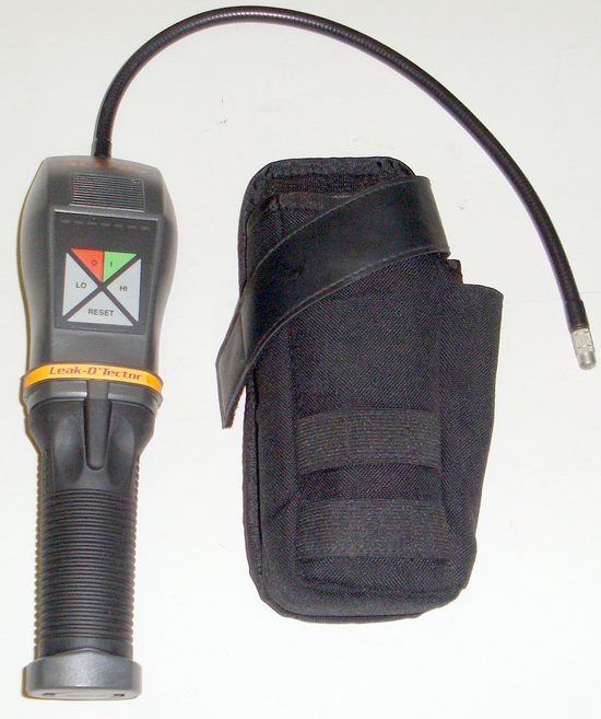 Picture of: blue-point act725 r12 r22 r134a refrigerant freon leak detector  and tech talk, comments, help & reviews.