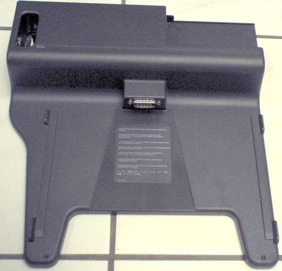 Picture of: compaq contura aero docking station / laptop port replicator and tech talk, comments, help & reviews.