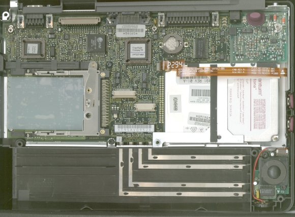 Picture of: compaq contura aero mother board / laptop parts and tech talk, comments, help & reviews.