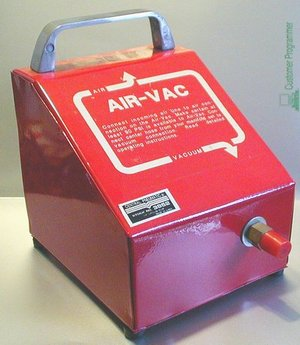 Picture of: air-vac a/c vacuum pump freon evacuation and tech talk, comments, help & reviews.