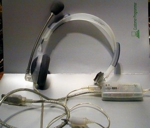 Picture of: andrea nc-7100 usb headset and tech talk, comments, help & reviews.
