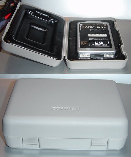 Picture of: harddrive 3gb,caddy compaq lte 5000 armada 7000 carrying case and tech talk, comments, help & reviews.