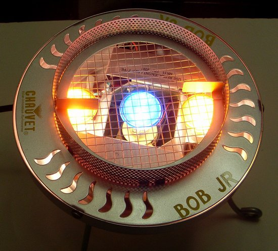 Picture of: chauvet bob jr. simulated flame lighting effect and tech talk, comments, help & reviews.