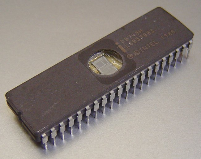 Picture of: intel d8749h 8-bit microcontroller cdip-40 d8749 8749 and tech talk, comments, help & reviews.