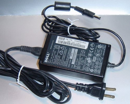 Picture of: dell inspiron latitude pa3 laptop ac adapter pa-3 and tech talk, comments, help & reviews.