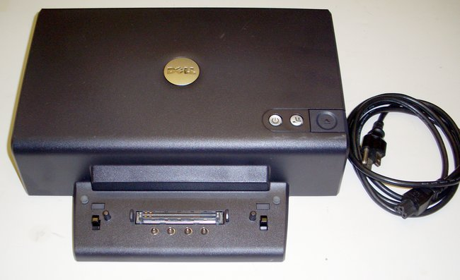 Picture of: dell latitude d620 d610 docking station 5u184 pd01x  and tech talk, comments, help & reviews.