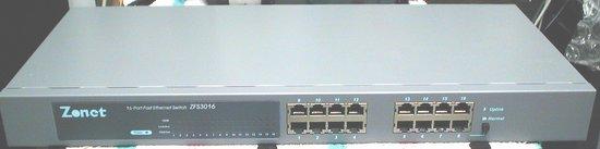 Zonet ZFS3016 Ethernet Switch
