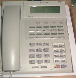 Picture of: samsung falcon 18d idcs telephone falcon18d phone and tech talk, comments, help & reviews.