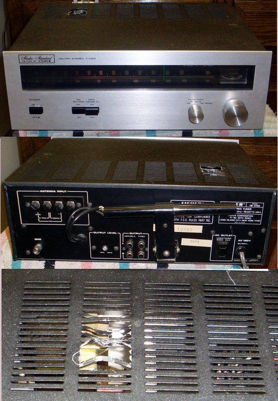 Picture of: fisher fm-2100 tuner am/fm analog vintage and tech talk, comments, help & reviews.