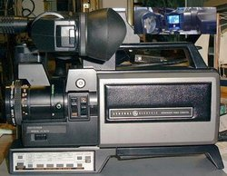 Picture of: ge newvicon color video camera vintage 8x zoom and tech talk, comments, help & reviews.