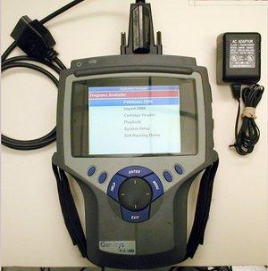 otc genisys scanner updates
