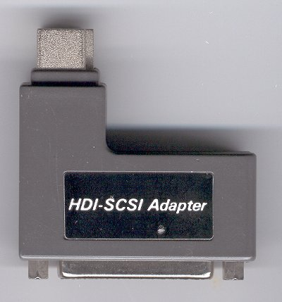 Picture of: scsi adaptor powerbook duo hdi 30 male to db25 female adapter / hdi-scsi and tech talk, comments, help & reviews.