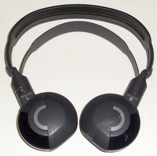 Picture of: 2003-2008 honda pilot infrared headphones and tech talk, comments, help & reviews.