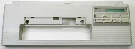 Picture of: hewlett packard laserjet iiid control display panel / hp 3d lcd and tech talk, comments, help & reviews.