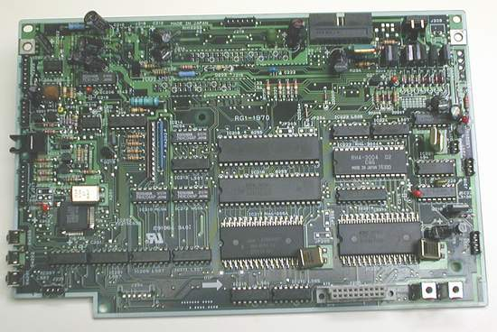 Picture of: hewlett packard laserjet iiid dc controller pcb assy / hp 3d and tech talk, comments, help & reviews.