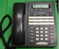 Picture of: ibm 4 line 412cid business speaker-phone caller id 412  and tech talk, comments, help & reviews.