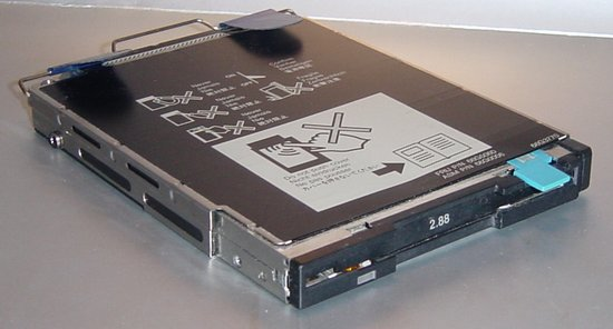 Picture of: ibm thinkpad 360/755/750 internal 2.88mb floppy drive p/n: 1619718 and tech talk, comments, help & reviews.