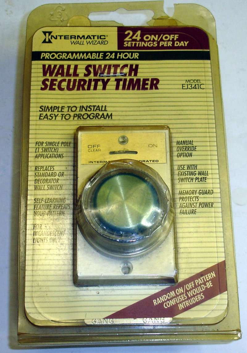 Intermatic ej341c indoor wall switch timer controls lighting intermatic ej341c indoor wall switch timer controls lighting fixtures mozeypictures Gallery