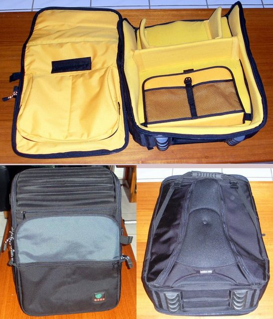 Picture of: kata panda-402 gdc backpack for audio,photo or video equipment and tech talk, comments, help & reviews.