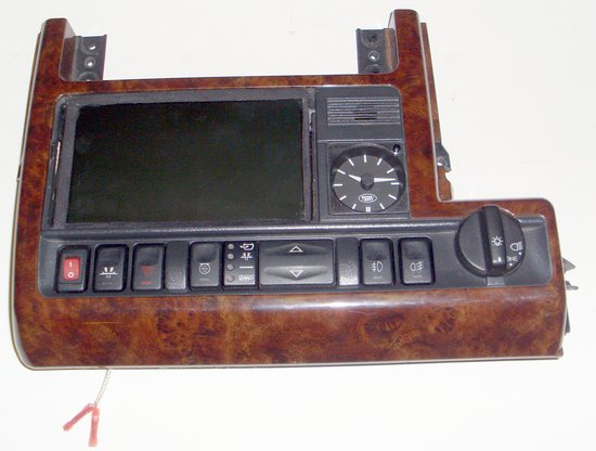 Picture of: 2000-2002 land rover range lcd panel switch clock instrument and tech talk, comments, help & reviews.