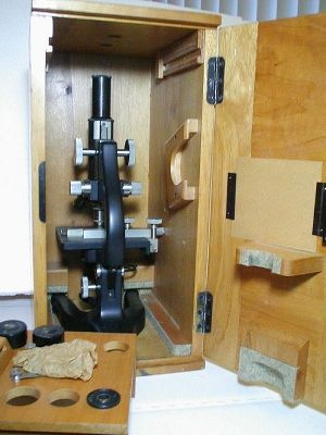 Picture of: microscope ernst leitz wetzlar monocular vintage and tech talk, comments, help & reviews.