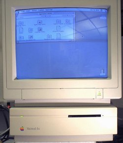 Picture of: apple macintosh iisi / 8mb ram / 170 mb hd - mac iisi  and tech talk, comments, help & reviews.
