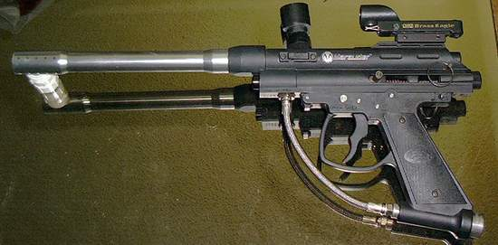 Picture of: paintball gun marauder eradicator sight included and tech talk, comments, help & reviews.