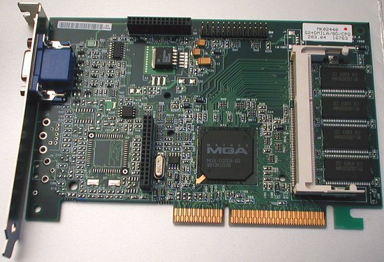 DOWNLOAD DRIVER: MATROX MILLENNIUM G200 AGP