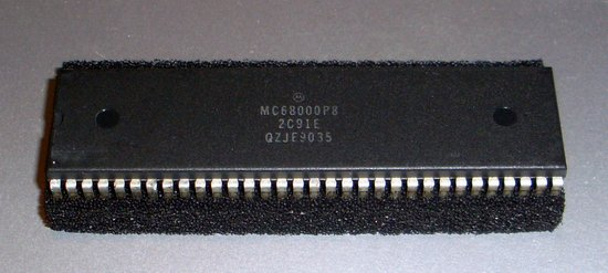 Picture of: motorola mc68000p3 mc-68000 and tech talk, comments, help & reviews.