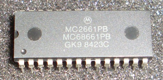 Picture of: motorola ic mc68661pb mc68661 mc2661pb and tech talk, comments, help & reviews.