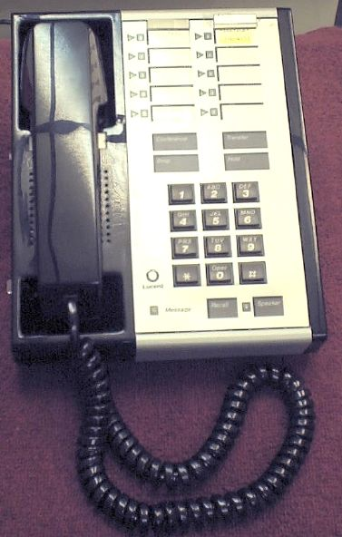 Picture of: merlin telephone standard membrane (10 button merlin system phone) and tech talk, comments, help & reviews.
