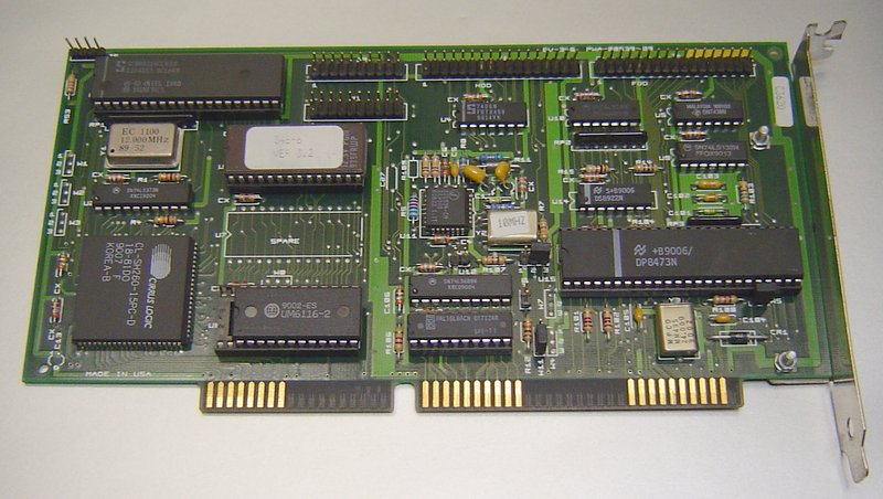 Picture of: everex systems isa mfm hard disk controller ev-346 and tech talk, comments, help & reviews.