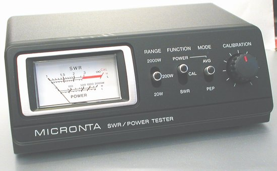 Picture of: hf power meter swr micronta cat no 21-524 cb and tech talk, comments, help & reviews.