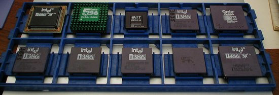 Picture of: vintage microprocessor lot; 486sx-25 5x86-100gp 4c87dlc-40 i386dx-33 cx486-33 a80386dx-25 a80386dx-20 80386-16 i486sx-33 and tech talk, comments, help & reviews.