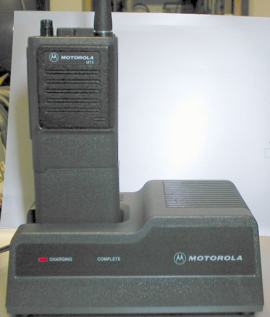Motorola NTN4633B Two-Way Radio Charger