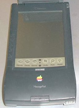 Picture of: newton message pad 110, apple mp110 and tech talk, comments, help & reviews.