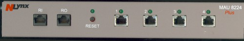 Picture of: token ring mau nlynx 8224 plus and tech talk, comments, help & reviews.