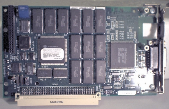 Picture of: nubus video / radius 24bit video card for nubus apple mac and tech talk, comments, help & reviews.