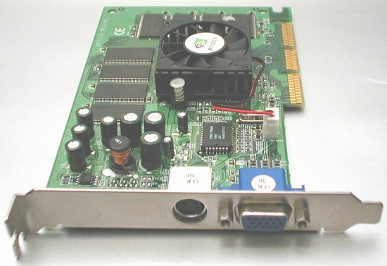 Picture of: video card nvidia e-geforce-4 mx440 64mb tv agp and tech talk, comments, help & reviews.