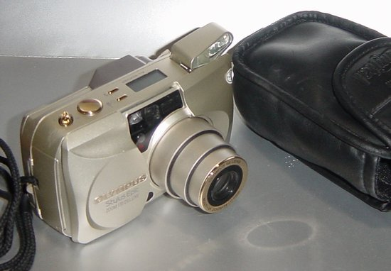 Picture of: olympus stylus epic zoom 170 deluxe 35mm film camera and tech talk, comments, help & reviews.