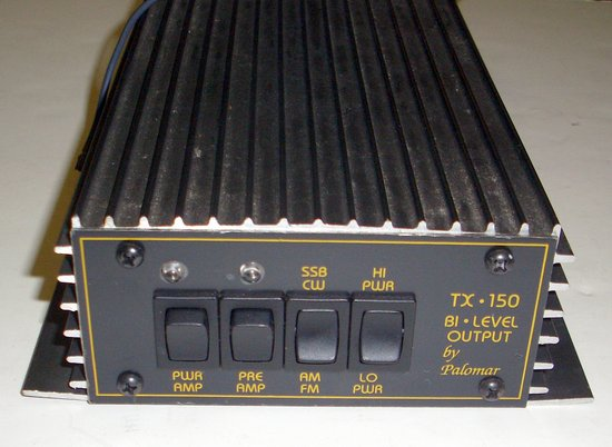 Picture of: palomar tx 150 linear rf amplifier 10 mts amp 10mts and tech talk, comments, help & reviews.