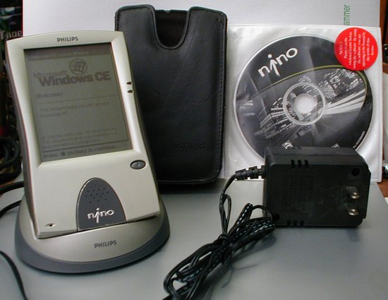 Picture of: philips nino 300 w serial cradle power supply and installation cd and tech talk, comments, help & reviews.