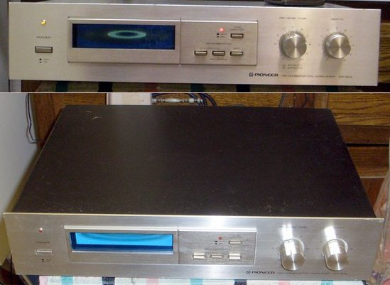 Picture of: pioneer sr-303 reverberation amplifier amp sr303 and tech talk, comments, help & reviews.